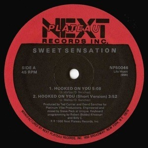 Sweet Sensation - Hooked On You
