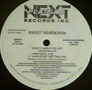 Sweet Sensation - Take It While It's Hot