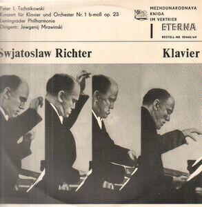 Pyotr Ilyich Tchaikovsky - Konzert für Klavier und Orch Nr.1 b-moll