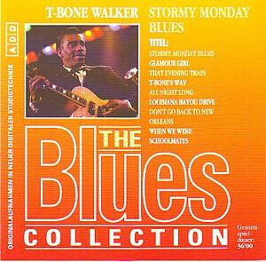 T-Bone Walker - Stormy Monday Blues