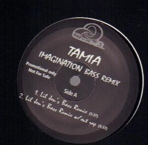 Tamia - Imagination (Bass Remix)