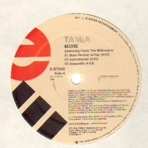 Tamia - More / On My Way