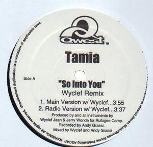 Tamia - So Into You (Wyclef Remix)
