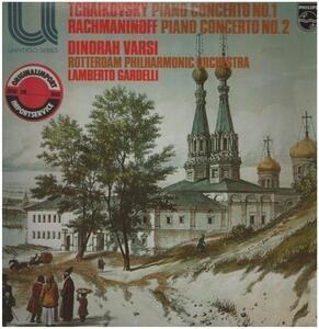 Pyotr Ilyich Tchaikovsky - Piano Concerti No.1 / No. 2