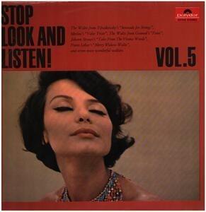 Pyotr Ilyich Tchaikovsky - Stop Look and Listen Vol.5