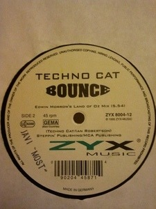 Technocat - Bounce
