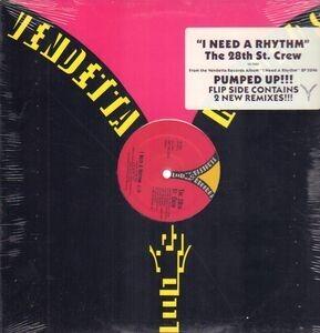 28th St. Crew - I Need A Rhythm