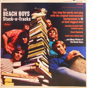 The Beach Boys - Stack-o-Tracks