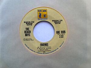 The Beach Boys - Friends