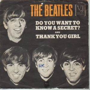 The Beatles - Do You Want To Know A Secret