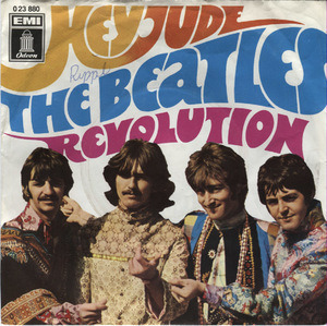 The Beatles - Hey Jude / Revolution