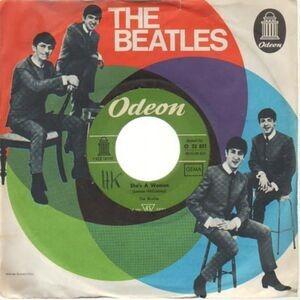 The Beatles - I Feel Fine / She's A Woman