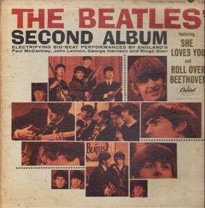 The Beatles - Second Album