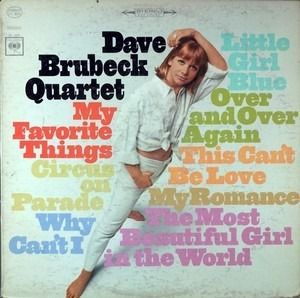 Dave Brubeck Quartet - My favorite things