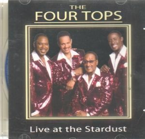 The Four Tops - Live at the stardust