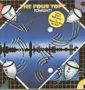 The Four Tops - Tonight!