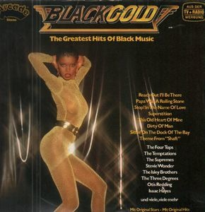 The Four Tops - Black Gold