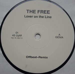 Free - Lover On The Line (Remixes)