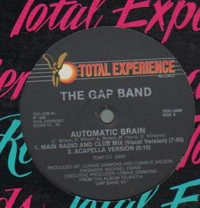 The Gap Band - Automatic Brain