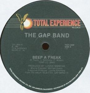 The Gap Band - Beep A Freak