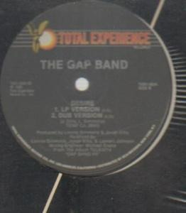 The Gap Band - Desire