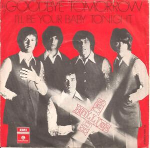 The Hollies - Goodbye Tomorrow