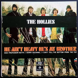The Hollies - He Ain't Heavy He's My Brother