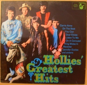 The Hollies - Hollies' Greatest Hits