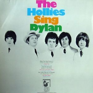 The Hollies - The Hollies Sing Dylan