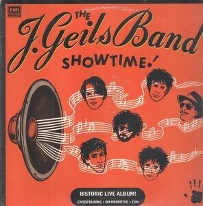 J. Geils Band - Showtime!