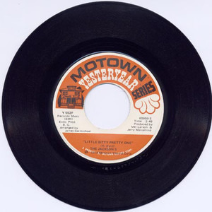 The Jackson 5 - Little Bitty Pretty One / Lookin' Through The Windows