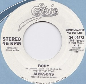 The Jackson 5 - Body