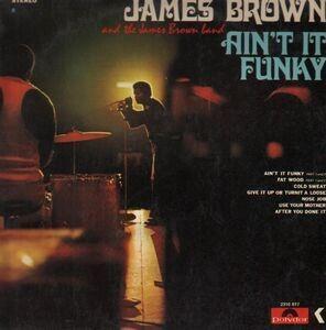 james  Brown - Ain't It Funky