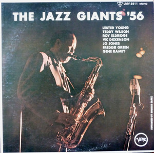 Lester Young - The Jazz Giants '56