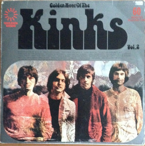 The Kinks - Golden Hour Of The Kinks Vol. 2