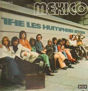 The Les Humphries Singers - Mexico