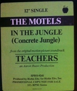 The Motels - In The Jungle (Concrete Jungle)