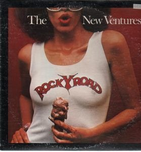 The New Ventures - Rocky Road