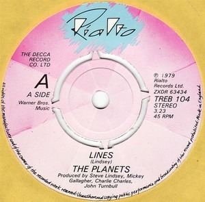 The Planets - Lines