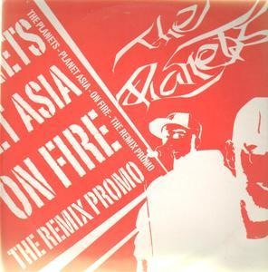 The Planets - On Fire The Remix Promo