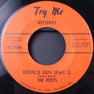 The Poets - Devil's Den