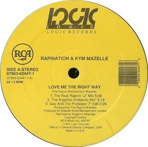 Kym Mazelle - Love Me The Right Way