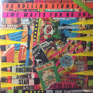 The Rolling Stones - Time Waits For No One (Anthology 1971-1977)