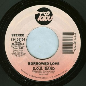 SOS Band - Borrowed Love