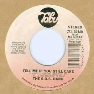 SOS Band - Tell Me If You Still Care