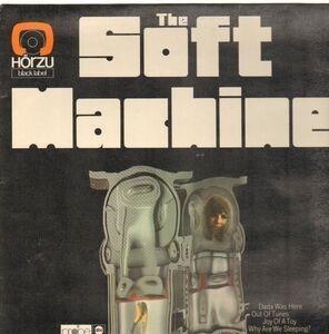 The Soft Machine - The Soft Machine