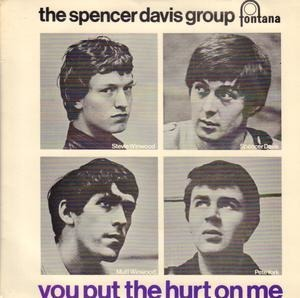 The Spencer Davis Group - You Put The Hurt On Me EP