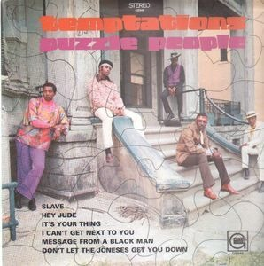 The Temptations - Puzzle People