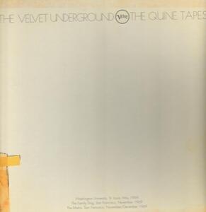 The Velvet Underground - The Quine Tapes V.1-3