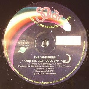 The Whispers - And The Beat Goes On / I Can Make It Better